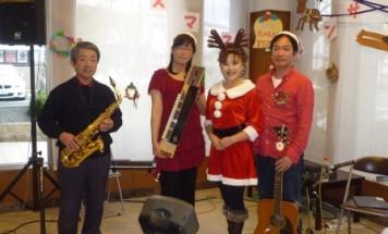 ポレスター東舞鶴グランドステージ クリスマスコンサート 2013年12月8日開催