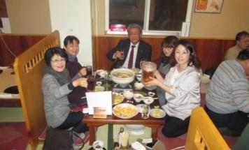 ポレスター本町 新年会 2015年1月16日開催