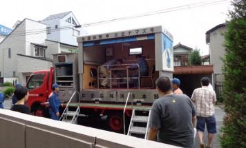 ポレスター東松山駅前 防災訓練 2014年9月20日開催