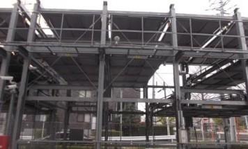 レヴィール館林壱番館ガーデンスクエア 機械式駐車場撤去及び平面駐車場新設工事 2015年2月~4月