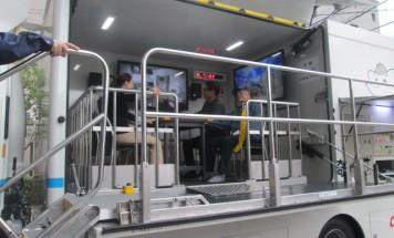 ポレスターアーバンシティ広島 防災訓練 2015年11月7日開催