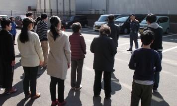 ポレスター時津弐番館 消防訓練 2016年3月26日開催