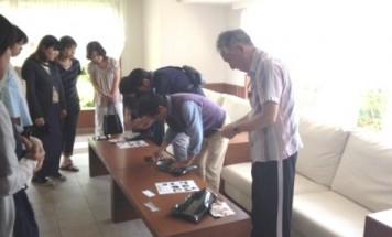 ポレスター掛尾 防災訓練 2016年6月12日開催