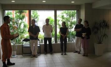 ポレスター福知山弐番館 消防訓練 2016年7月3日開催