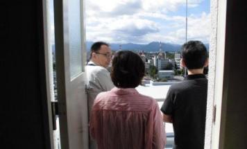 セシーズ弘前公園 建物見学会 2016年9月10日・11日開催
