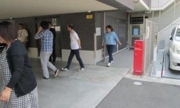 シーズガーデン長野城山 消防訓練 2016年5月21日開催