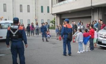 ポレスターブロードシティ南蔵王 防災訓練 2016年11月6日開催