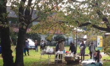 ポレスター駅西本町 防災訓練 2016年10月30日開催