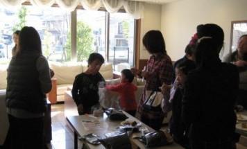 ポレスター有松パークヒルズ 非常食試食会 2016年12月11日開催