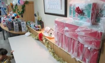 ポレスター浦和常盤 クリスマスイベント 2016年12月23日開催