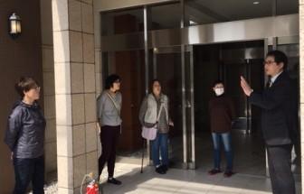 ソフィスシティ横川ステーションスクエア 防災訓練 2017年4月16日開催