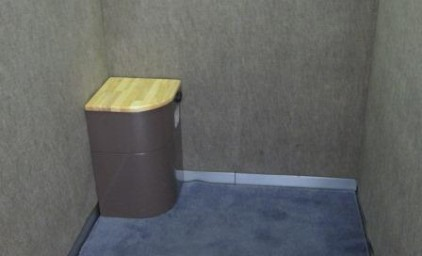EV内設置の防災椅子