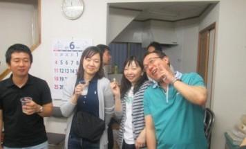 ポレスター横濱鶴見 懇親会 2017年6月25日開催