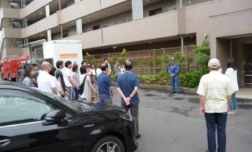 ポレスターステーションシティ鴻巣 防災訓練 2017年6月25日開催