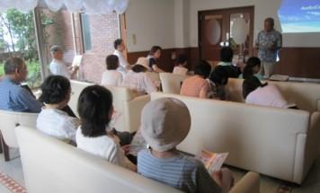 ポレスター北日吉 防災講習会 2017年8月27日開催