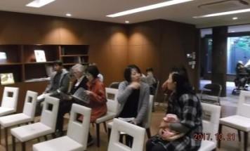 ポレスター諏訪湖岸通り弐番館 防災研修会 2017年10月21日開催