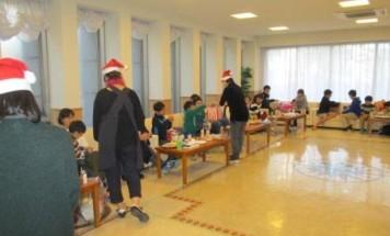 ポレスターアーバンシティ広島 クリスマス会 2017年12月17日開催