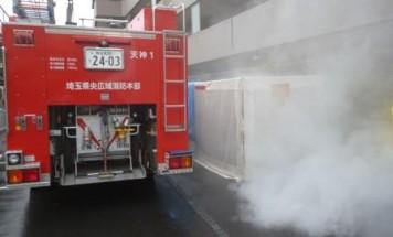 ポレスターステーションシティ鴻巣 消防訓練 2018年6月10日