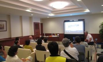 ポレスター北日吉 防災講習会 2018年7月31日開催