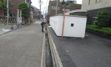ポレスター伊賀上野 一斉清掃 2019年6月2日開催
