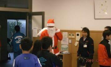 ポレスター長泉ピアコート クリスマス会 2019年12月7日開催